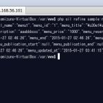 コマンドラインからNovius OSへ投稿する方法